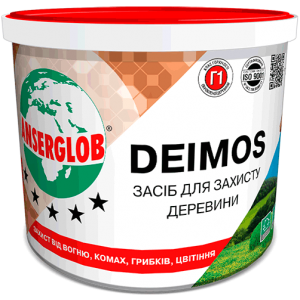 Антигрибок для дерева DEIMOS 4 в 1