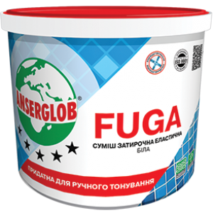 Затирка для плитки Anserglob Fuga белая (lb020008)