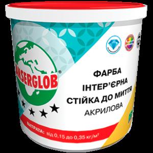 Інтер'єрна фарба Anserglob.