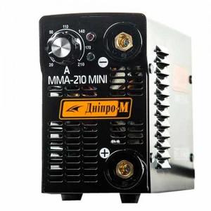 Зварювальний інвертор Дніпро-М ММА mini 210 (70127017)