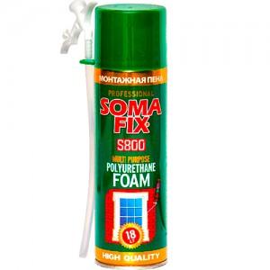 Ручна монтажна піна Soma Fix 18lt (61874002)