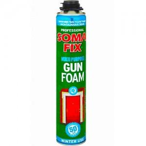Профессиональная монтажная пена Soma Fix зимняя 750мл (61874007)