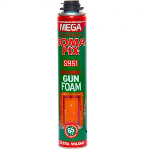 Монтажна піна Soma Fix Mega 850мл професійна