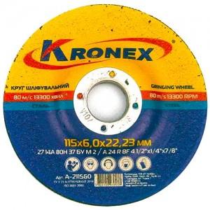 Шліфувальний круг KRONEX (72287000)