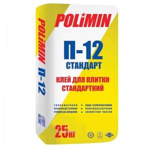 Клей для плитки Полимин П-12