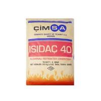 Глиноземистий цемент ISIDAC 40