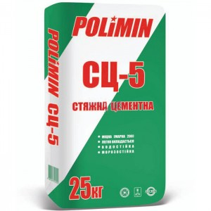 Полимин СЦ-5 стяжка