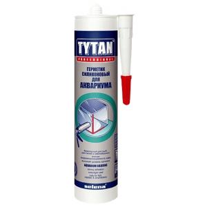 Герметик для акваріумів TYTAN силіконовий