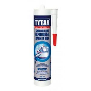 Силиконовый герметик TYTAN для акриловых ванн