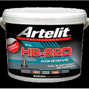 Клей для паркету Artelit HB-820 гібридний