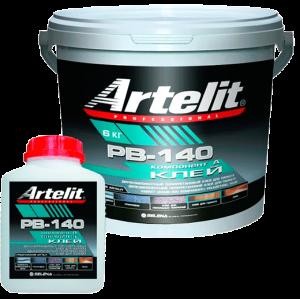 Клей для паркету Artelit PB-140 двокомпонентний