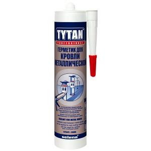 Кровельный герметик TYTAN для металлочерепицы