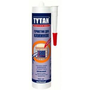 Герметик вогнетривкий TYTAN силікатний
