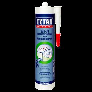 Клей для пенополистирола Tytan WB70