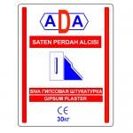 Гипсовая шпаклевка ADA saten