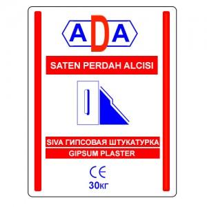 Гіпсова шпаклівка ADA saten