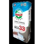 Клей для плитки Anserglob BCX-33 стандарт