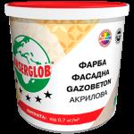 Фасадная краска Anserglob Gazobeton акриловая