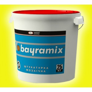 Мозаичная штукатурка Bayramix Gold mineral