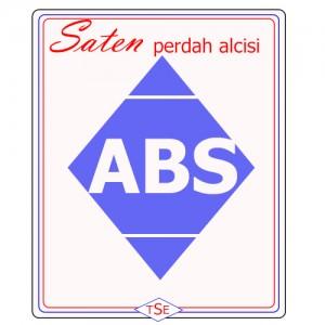 ABS saten гіпсова шпаклівка